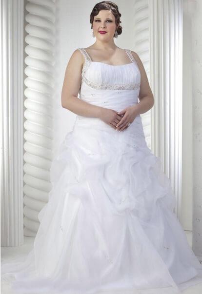 שמלות כלה מידות גדולות