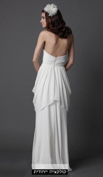שמלות כלה כפריות