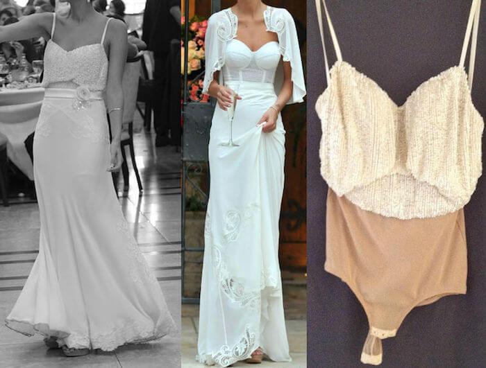 שונות שמלות כלה יד שנייה - שמלות כלה אביזרים וטראש דה דרס - בוטיק לכלה EH-09