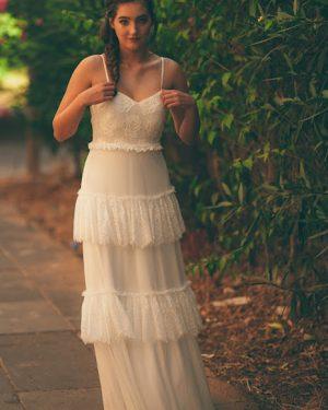שמלת כלה בוהו שיק