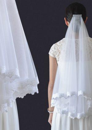מפוארת שמלות כלה - שמלות כלה אביזרים וטראש דה דרס - בוטיק לכלה JI-58
