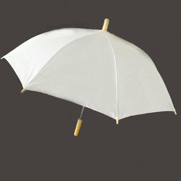 מטריה לבנה