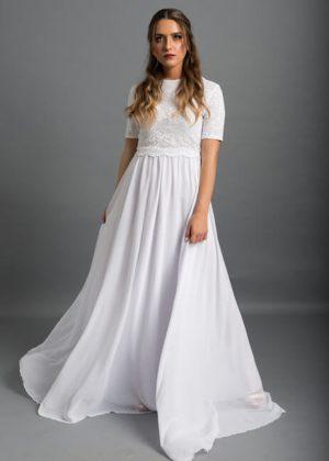 רק החוצה שמלות כלה יד שנייה - שמלות כלה אביזרים וטראש דה דרס - בוטיק לכלה EQ-29