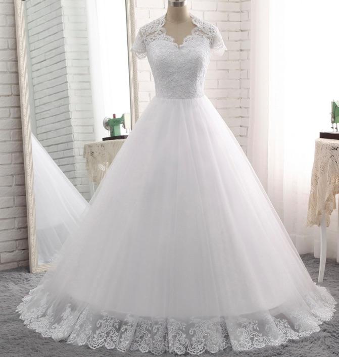 שמלות כלה נסיכותיות