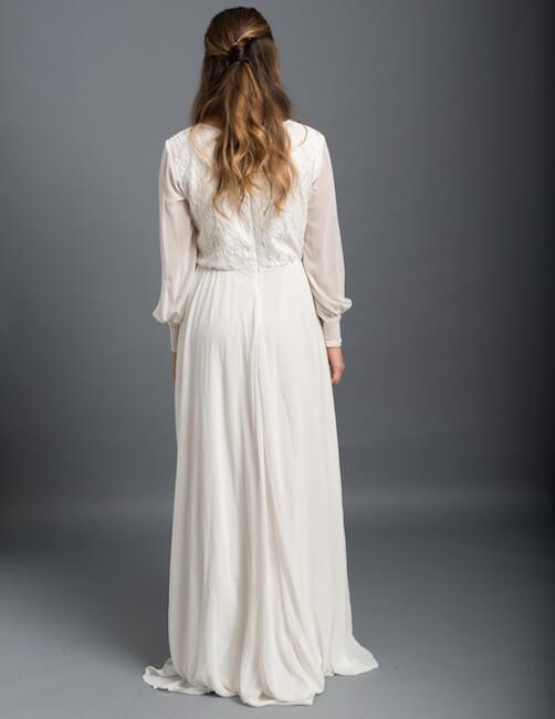 שמלות כלה עם שרוולים