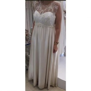 שמלת כלה X5 לנשים בהריון