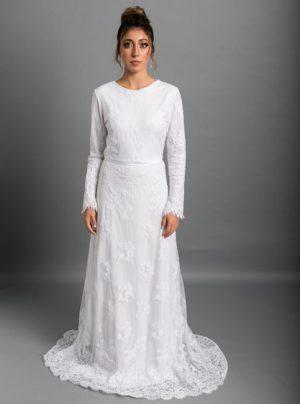 שמלת כלה לדתיות