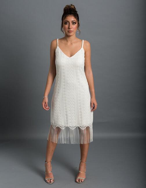 שמלות כלה שנייה לריקודים
