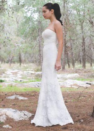 סנסציוני שמלות כלה יד שנייה - שמלות כלה אביזרים וטראש דה דרס - בוטיק לכלה EW-55