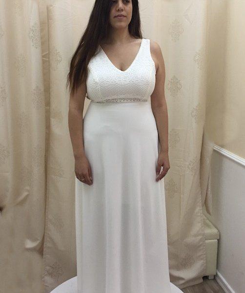 שמלות כלה לחתונות קטנות