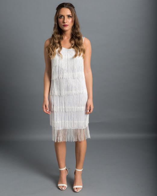 שמלת כלה פרנזים