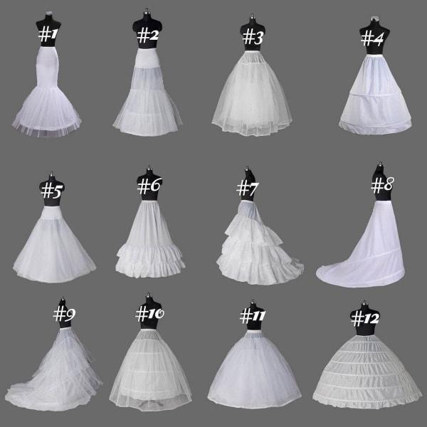 תחתיות לשמלת כלה