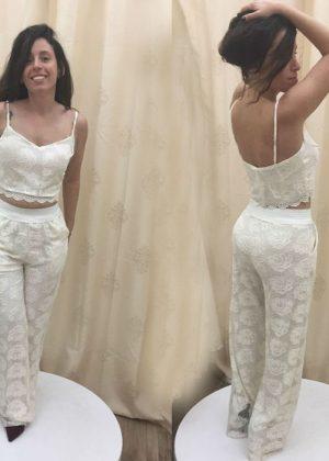 תוספת שמלות כלה זולות עד 1000 ש״ח - שמלות כלה אביזרים וטראש דה דרס ZL-53
