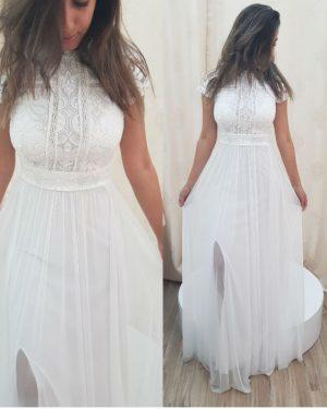 שמלות לטראש צנועות