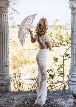 מותג חדש שמלות לטראש דה דרס Trash the dress בפחות מ 700 ש״ח - שמלות כלה PQ-77