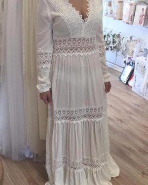שמלות כלה בוהו זולות