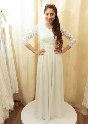 בלתי רגיל שמלות כלה זולות עד 1000 ש״ח - שמלות כלה אביזרים וטראש דה דרס PJ-26
