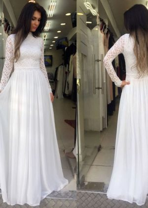 מגה וברק שמלות לטראש דה דרס Trash the dress בפחות מ 700 ש״ח - שמלות כלה WN-38