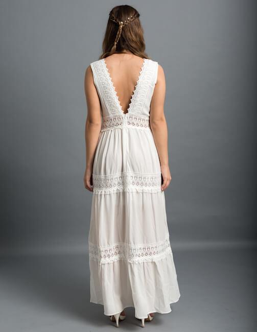 שמלה בוהו שיק
