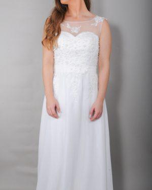 שמלת כלה לחתונה שניה