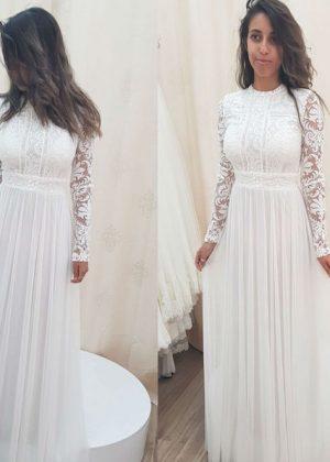 מתקדם שמלות לטראש דה דרס Trash the dress בפחות מ 700 ש״ח - שמלות כלה OC-21