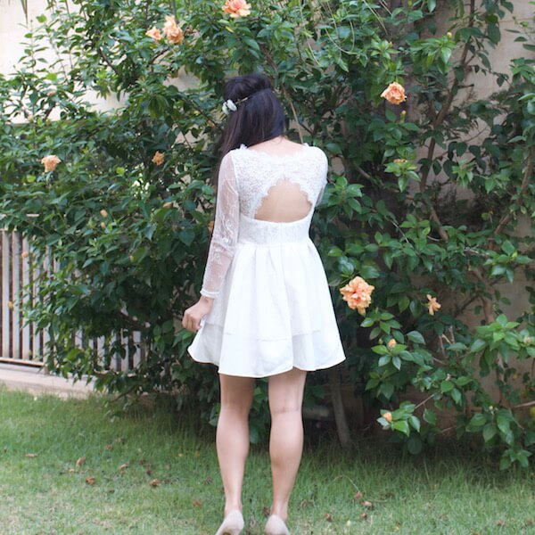 שמלות קצרות לטראש