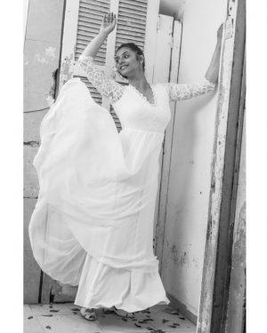 שמלות לטראש עם שרולל