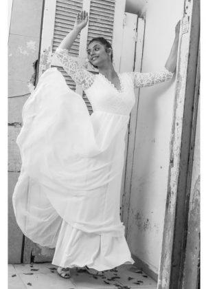 מדהים שמלות לטראש דה דרס Trash the dress בפחות מ 700 ש״ח - שמלות כלה ZS-99