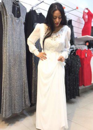 בלתי רגיל שמלות כלה יד שנייה - שמלות כלה אביזרים וטראש דה דרס - בוטיק לכלה WV-99